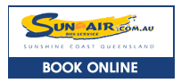 Sunair Bookings Mooloolaba
