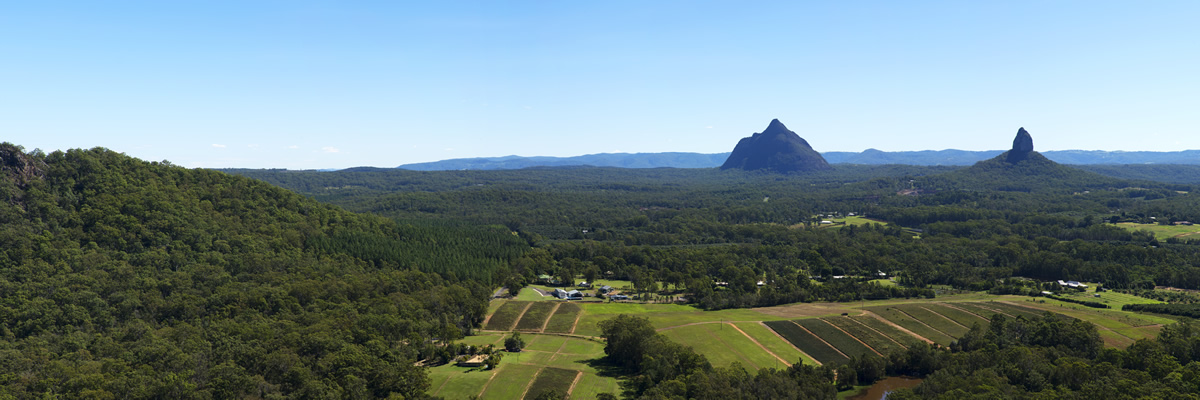 Visit the Sunshine Coast hinterland