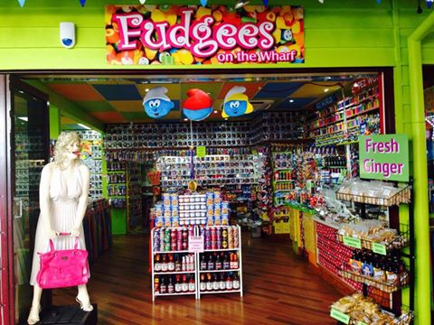 Fudgees the sweet shop