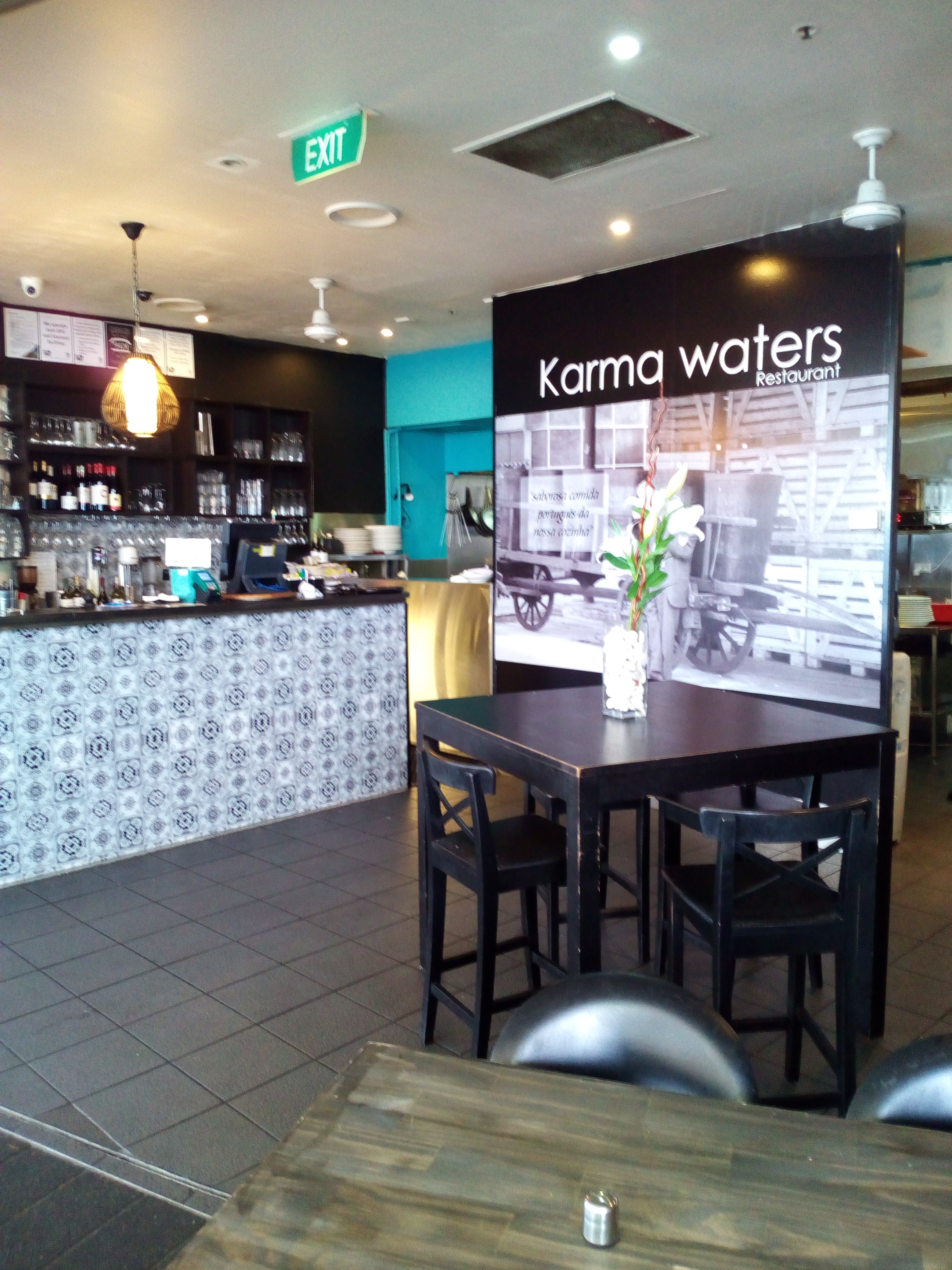 New look Karma Waters