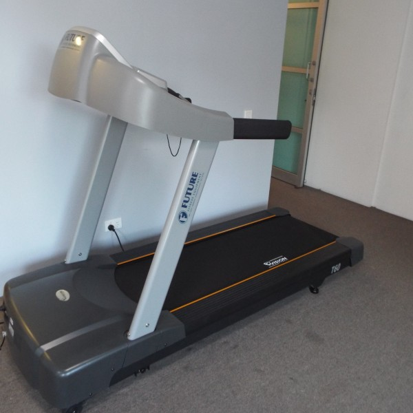 New treadmill in Northwind gym